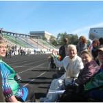 Как правильно вести себя с человеком, находящимся в инвалидной коляске.