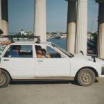 Как нам помогла автомобильная рация