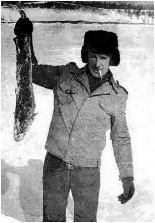Рыбалка на БАМе
