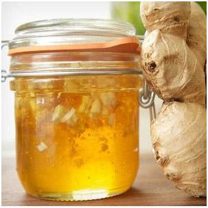 Имбирный мед