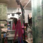 Самодельный подъёмник для ванной.